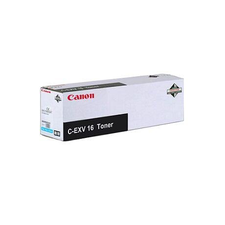 Canon C-EXV16 toner orginal albastru