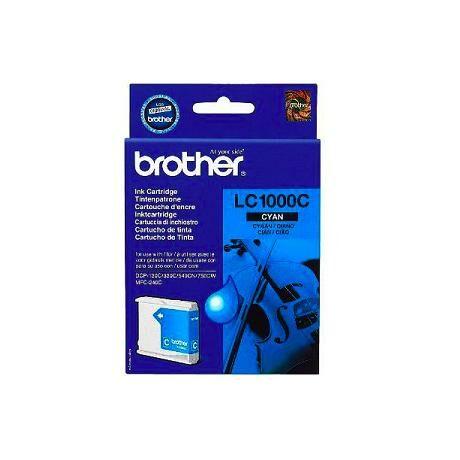 Brother LC1000 cartuș de cerneală originală albastră