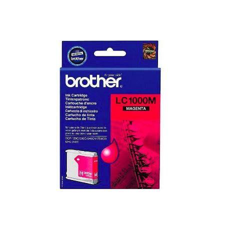 Brother LC1000 cartuș de cerneală originală magenta