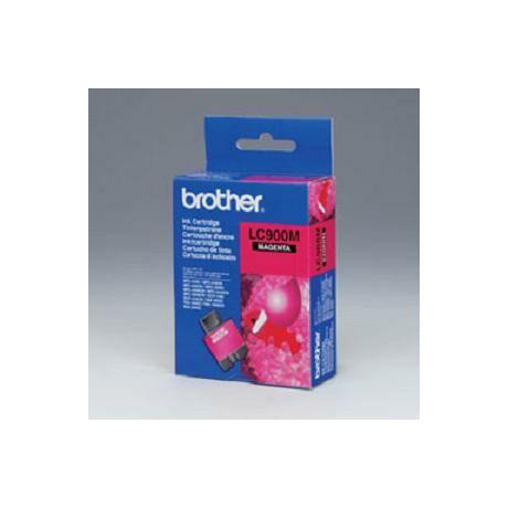 Brother LC900 cartuș de cerneală originală magenta