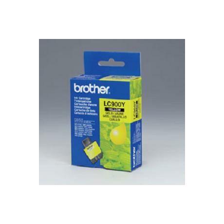 Brother LC900 cartuș de cerneală originală galbenă