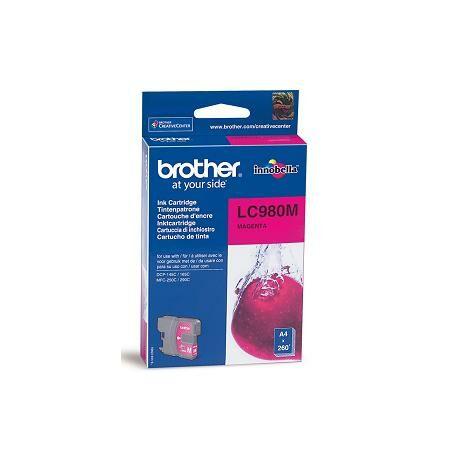 Brother LC980 cartuș de cerneală originală magenta