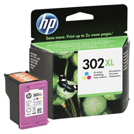HP F6U67AE No. 302XL cartuș de cerneală originală colorată