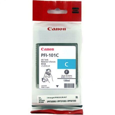 Canon PFI-101 cartuș de cerneală originală albastră