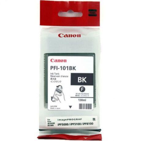 Canon PFI-101 cartuș de cerneală originală neagră