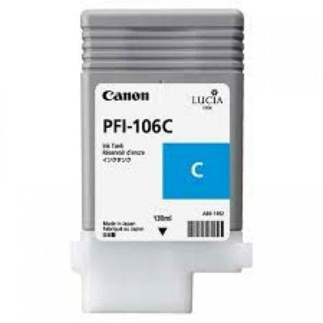 Canon PFI-106 cartuș de cerneală originală albastră