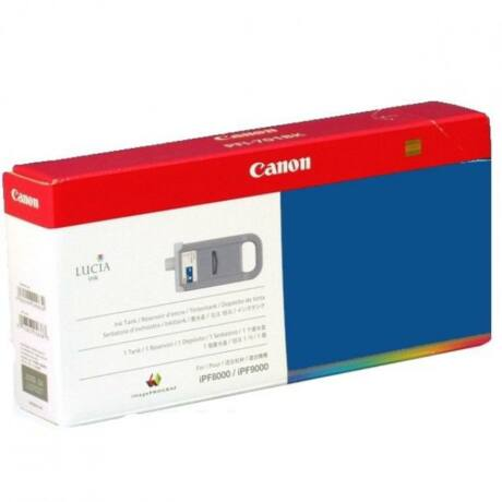 Canon PFI-306 cartuș de cerneală originală albastră închis
