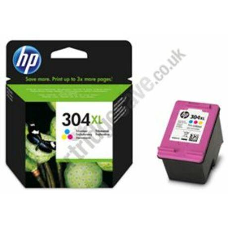 HP N9K07AE No.304XL cartuș de cerneală originală colorată