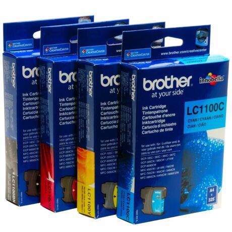 Brother LC1100 cartuș de cerneală originală colorată