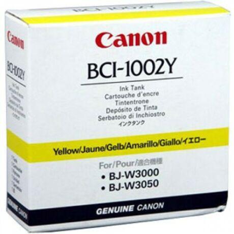Canon BCI-1002 cartuș de cerneală originală galbenă