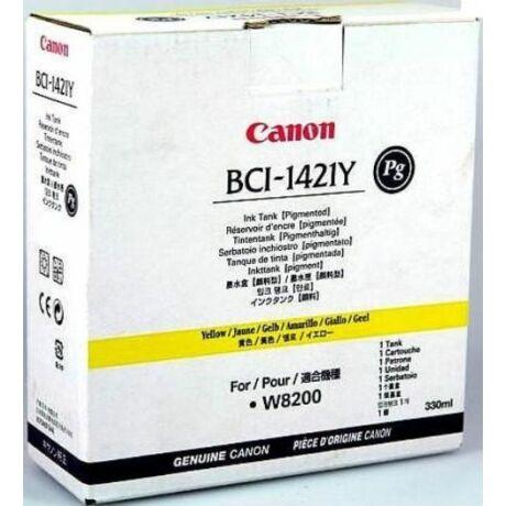 Canon BCI-1421 cartuș de cerneală originală galbenă
