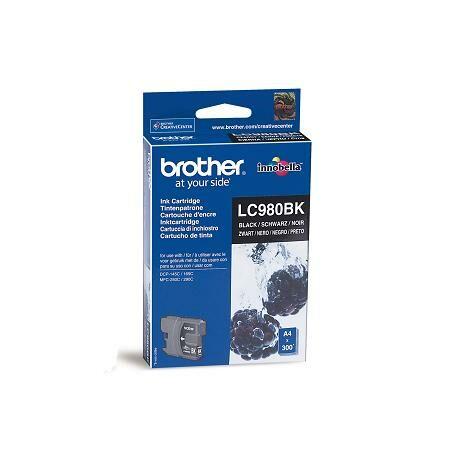 Brother LC980 cartuș de cerneală originală neagră