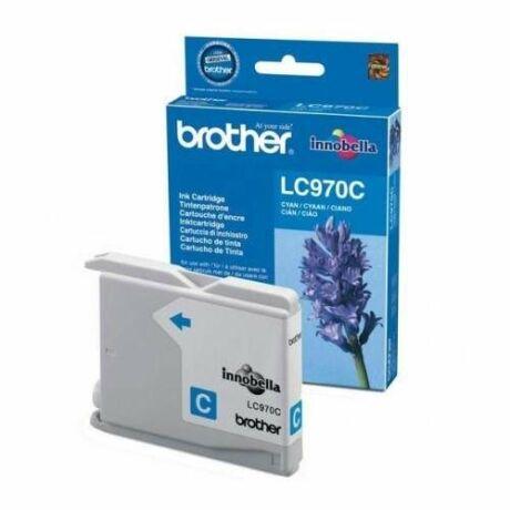 Brother LC970 cartuș de cerneală originală albastră