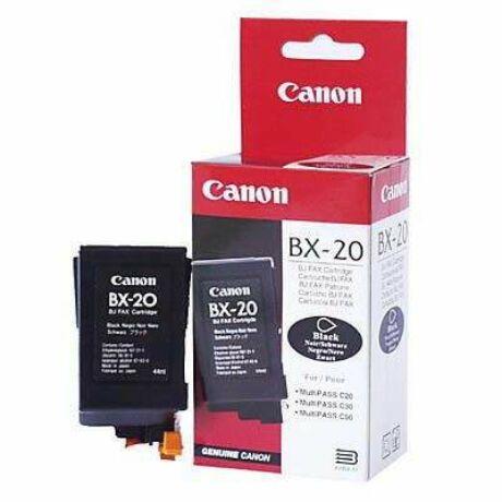 Canon BX-20 cartuș de cerneală originală neagră