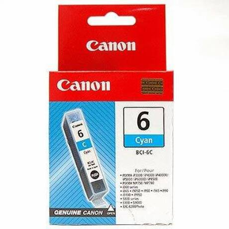 Canon BCI-6 cartuș de cerneală originală albastră