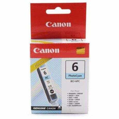 Canon BCI-6 cartuș de cerneală originală foto albastră