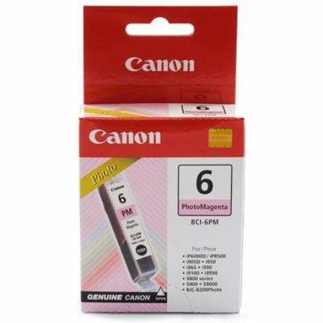Canon BCI-6 cartuș de cerneală originală foto magenta