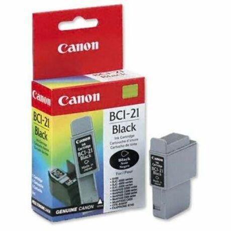Canon BCI-21 cartuș de cerneală originală neagră