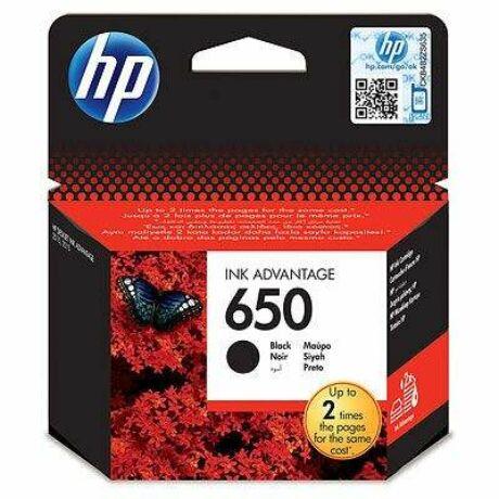 HP CZ101AE No.650 cartuș de cerneală originală neagră