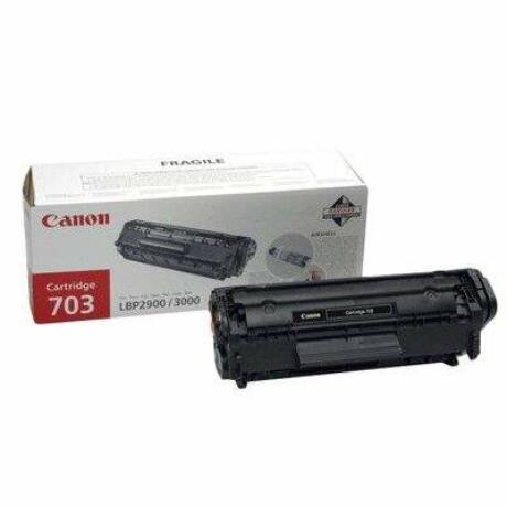 Canon CRG-703 toner original negru