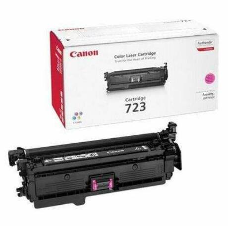 Canon CRG-723 toner original purpuriu