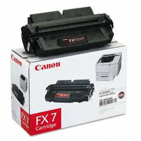 Canon FX-7 toner original negru