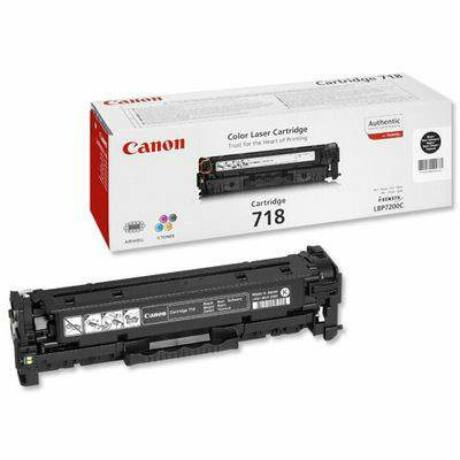 Canon CRG-718 toner original negru