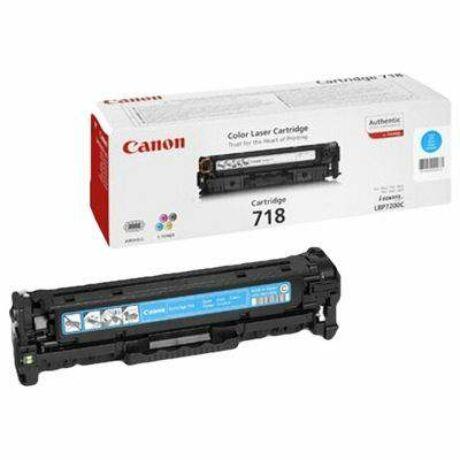 Canon CRG-718 toner orginal albastru